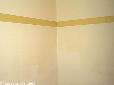 rapatun seinän korjaus